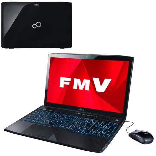 �ٻ��� FMV LIFEBOOK AH77/K [���㥤�ˡ��֥�å�] FMVA77KB FMVA77KB
