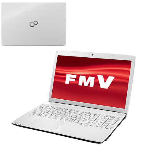 FMV LIFEBOOK AH53/M [アーバンホワイト] FMVA53MW