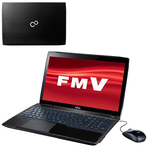 FMV LIFEBOOK AH56/M [アルマイトブラック] FMVA56MB
