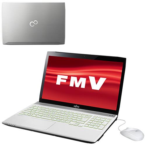 FMV LIFEBOOK AH56/M [アルマイトホワイト] FMVA56MW