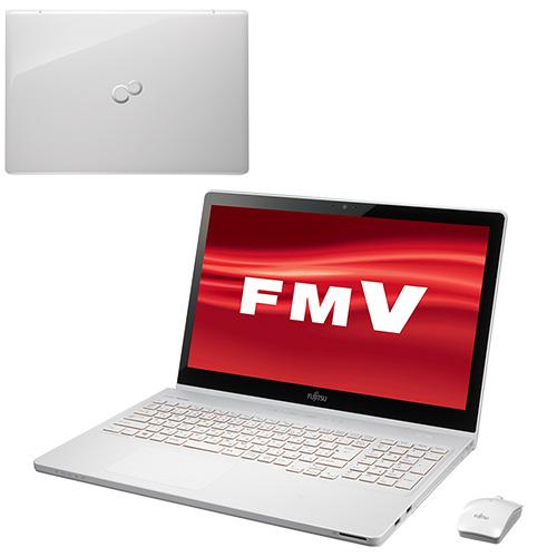 FMV LIFEBOOK AH77/M [アーバンホワイト] FMVA77MW