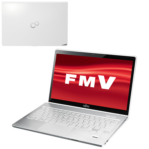 �ٻ��� FMV LIFEBOOK SH90/M [�����Х�ۥ磻��] FMVS90MW