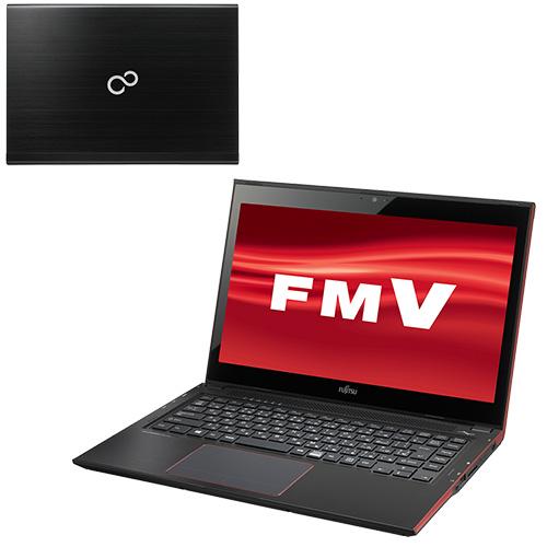 �ٻ��� FMV LIFEBOOK UH55/M [�����ͥåȥ�å�] FMVU55MR