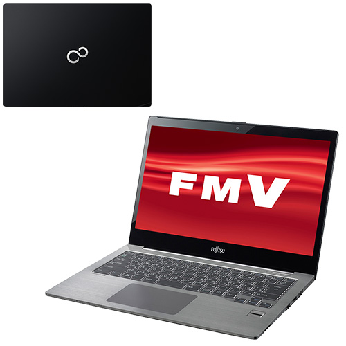 FMV LIFEBOOK UH90/M [スパークリングブラック] FMVU90MB