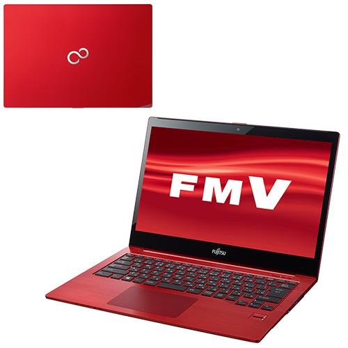 FMV LIFEBOOK UH90/M [サテンレッド] FMVU90MR