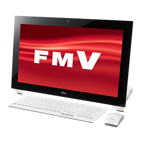 富士通 FMV ESPRIMO WH77/M [スノーホワイト] FMVW77MW