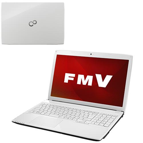 FMV LIFEBOOK AH42/M [アーバンホワイト] FMVA42MW2