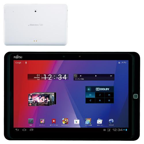 ARROWS Tab Wi-Fi [ホワイト] FAR70B