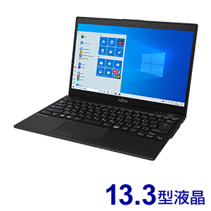LIFEBOOK UH90/D2 ピクトブラック