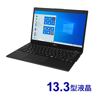 LIFEBOOK UH-X/D2 ピクトブラック